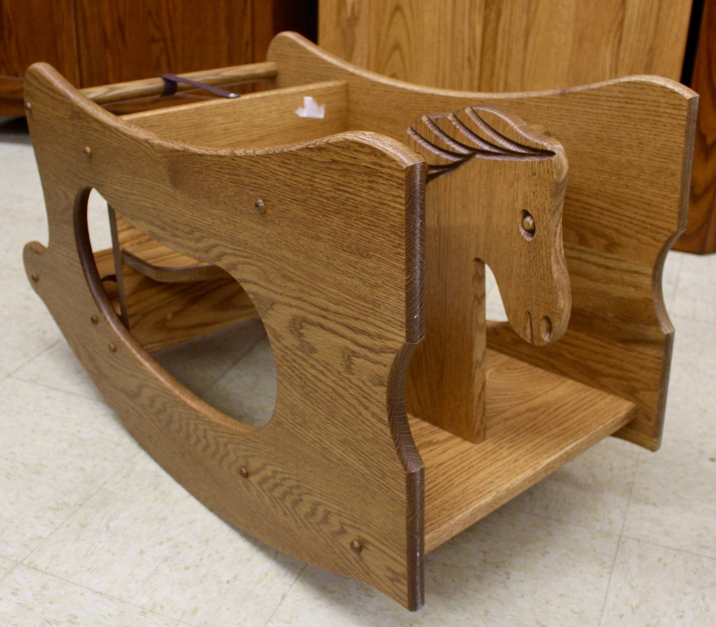 High Chair Desk Rocking Horse Plans
