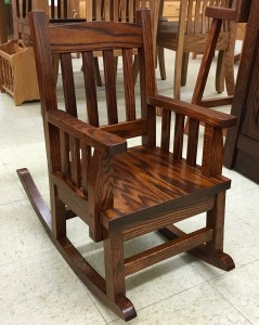 Mission Child's Rocking Chair - $139.00