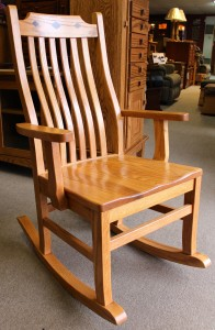 Mission Rocking Chair - $339.00
