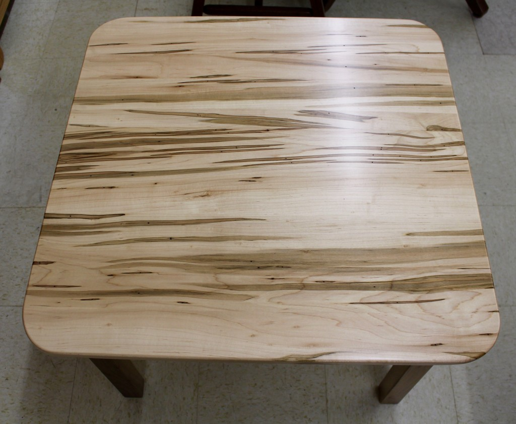 Unique Amish Table and Chairs