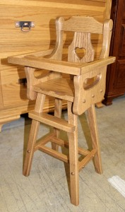Doll High Chair - $59.00