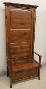 Carlisle Hall Seat - No Mirror - $829.00