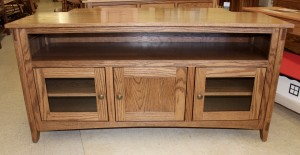 Modern Mission 60″ TV Console - $789.00