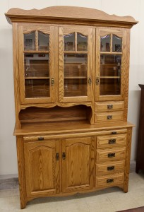 3-Door Hoosier Style Country Hutch - $2,419.00