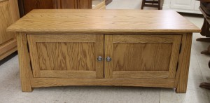 Craftsmen 2-Door Coffee Table - $359.00