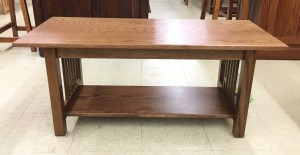 Mission Coffee Table - $259.00