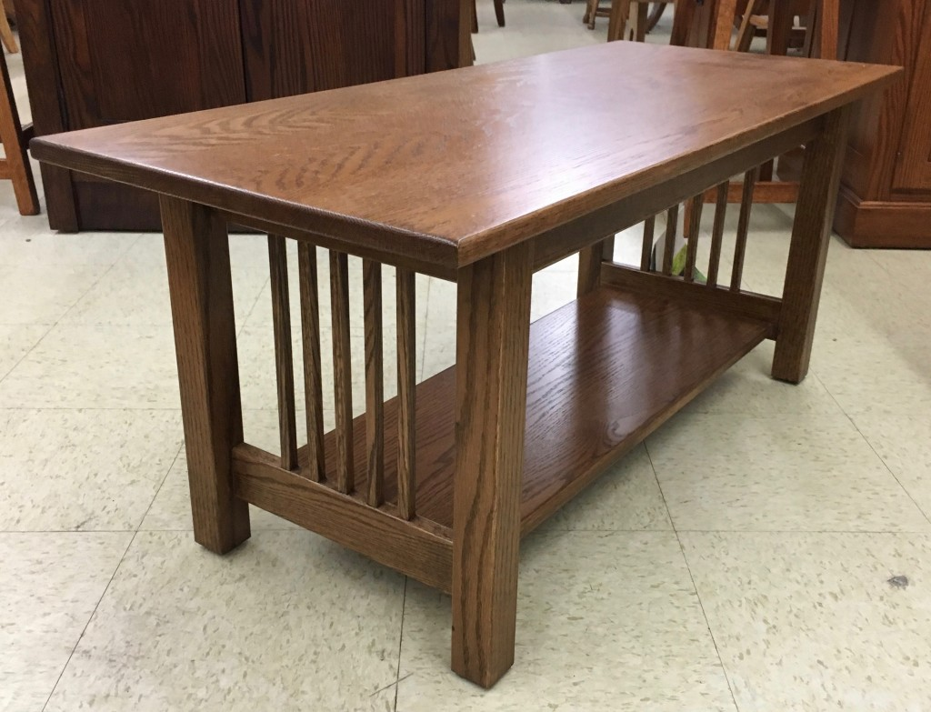 Mission coffee table amish traditions wv coffee table geotapseo Images