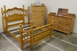 Wrap-Around Bed – Queen Size - $1,299.00