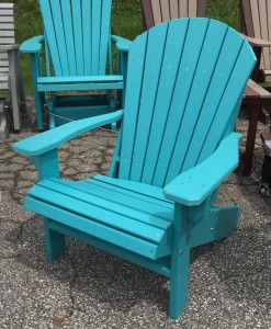 Poly Classic Adirondack Chair - $319.00