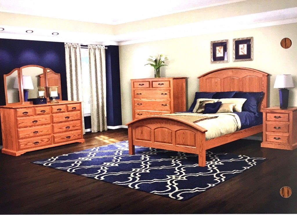 Amish Traditional Bedroom Set